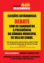 Debate Autárquicas-cartaz